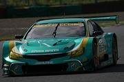 GT300クラス予選2位は脇阪薫一/吉田広樹組(埼玉トヨペットGBマークX MC)