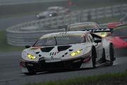 GT300クラス決勝3位は小暮卓史/元嶋佑弥組(マネパ ランボルギーニ GT3)