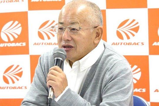 GTA定例記者会見: 板東正明GTA代表取締役社長
