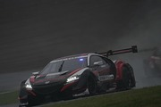GT500クラス決勝2位はナレイン・カーティケヤン/牧野任祐組(Modulo Epson NSX-GT)