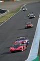 決勝レース: アレックス・パロウ(McLaren 720S) vs 平峰一貴(リアライズ日産自動車大学校GT-R)