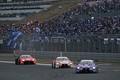 決勝レース: GT500クラス1コーナーの攻防