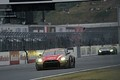 決勝レース: GT300クラスで優勝した平中克幸(GAINER TANAX GT-R)