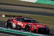 公式練習: GT500クラストップタイムは松田次生/ロニー・クインタレッリ組(MOTUL AUTECH GT-R)