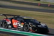 公式練習: GT300クラストップタイムは高木真一/福住仁嶺組(ARTA NSX GT3)