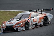 GT500クラス決勝3位は中嶋一貴/関口雄飛組(au TOM\'S LC500)