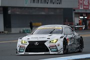 GT300クラス決勝2位は新田守男/阪口晴南組(K-tunes RC F GT3)