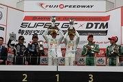 スプリントカップレース1: 表彰式