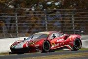 スプリントカップレース2: 決勝4位は河野駿佑/菅波冬悟組(LMcorsa Ferrari 488 GT3)