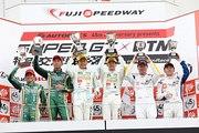 スプリントカップレース2: 表彰式