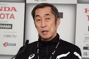 2019年度チームチャンピオンの村岡潔監督