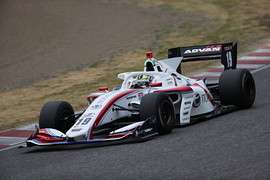 SFラインナップ: CarNo.19 関口雄飛(ITOCHU ENEX TEAM IMPUL)