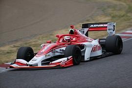 SFラインナップ: CarNo.3 山下健太(KONDO RACING)