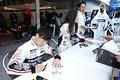 ピットウォーク: 全日本F3選手権に参戦する大津弘樹と三浦愛(THREEBOND)