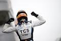 決勝レース: 優勝したアレックス・パロウ(TCS NAKAJIMA RACING)