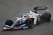 初優勝を飾ったアレックス・パロウ(TCS NAKAJIMA RACING SF19)