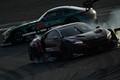 決勝レース: SYNTIUM LMcorsa RC F GT3と接触するModulo Epson NSX-GT