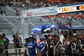 決勝レース: GT500クラスで優勝した大嶋和也と山下健太(LEXUS TEAM LEMANS WAKO\'S)