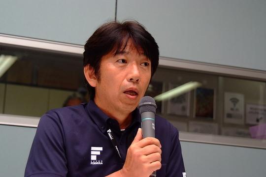 JRPサタデーミーティング: 上野禎久氏(株式会社日本レースプロモーション取締役)