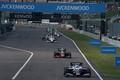決勝レース: 序盤レースをリードするアレックス・パロウ(TCS NAKAJIMA RACING SF19)