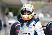 ポールポジションを獲得したアレックス・パロウ(TCS NAKAJIMA RACING)