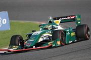 決勝で2位に入ったニック・キャシディ(VANTELIN KOWA TOM'S SF19)はドライバーズチャンピオンを決めた