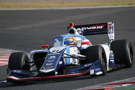 公式テスト鈴鹿: 総合トップタイムのアレックス・パロウ(TCS NAKAJIMA RACING)