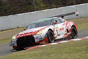 ST-Xクラス優勝は浜野彰彦/星野一樹/藤波清斗組(GTNET GT3 GT-R)