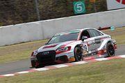ST-TCRクラス優勝は太田侑弥/松本武士/篠原拓朗組(BRP Audi Mie RS3 LMS)
