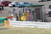 レースはFCYやセーフティーカーが何度も出る荒れた展開となった