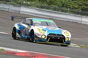 ST-XクラスポールポジションはTAIROKU RACING GT-R GT3