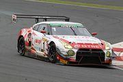 ST-Xクラス優勝のGTNET GT3 GT-R