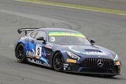 ST-Zクラス優勝のENDLESS AMG GT4