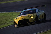 ST-Xクラス2位のジョー・シンドウ/柴田優作/影山正美/井上恵一組(MP Racing GT-R)