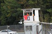 グループ2 Aドライバー予選では赤旗が提示された