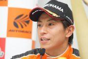 GT300クラスで優勝した吉田広樹