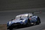 公式テスト岡山1回目: GT500クラス3位の佐々木大樹/平峰一貴組(カルソニックIMPUL GT-R)