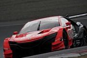 公式テスト岡山1回目: GT500クラストップタイムの野尻智紀/福住仁嶺組(ARTA NSX-GT)