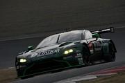 公式テスト岡山1回目: GT300クラス3位の藤井誠暢(PACIFIC NAC D\'station Vantage GT3)