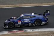 公式テスト岡山1回目: 塚越広大/ベルトラン・バゲット組(KEIHIN NSX-GT)