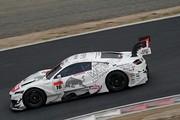 公式テスト岡山1回目: 武藤英紀/笹原右京組(MOTUL MUGEN NSX GT)