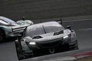 公式テスト岡山1回目: 山本尚貴/牧野任祐組(RAYBRIG NSX-GT)