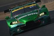 公式テスト岡山3回目: GT300クラス3位の吉田広樹/川合孝汰組(SAITAMATOYOPET GB GR Supra GT)