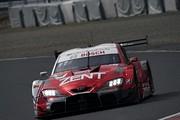公式テスト岡山4回目: GT500クラストップタイムの立川祐路/石浦宏明組(ZENT GR Supra)
