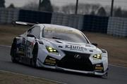 公式テスト岡山4回目: 新田守男/阪口晴南組(K-tunes RC F GT3)