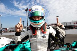 インディペンデントカップで優勝したIKARI(Bionic Jack Racing)