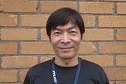 第9戦のマスタークラスでポールポジションを獲得した今田信宏(JMS RACING)