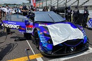 GT500クラス決勝2位の山本尚貴/牧野任祐組(RAYBRIG NSX-GT)