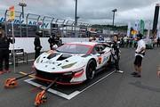 GT300クラス決勝3位は小暮卓史/元嶋佑弥組(JLOCランボルギーニGT3)