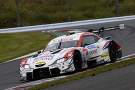 GT500クラス優勝はヘイッキ・コバライネン/中山雄一組(DENSO KOBELCO SARD GR Supra)